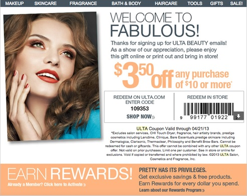 Ulta_Beauty_Welcome_Email