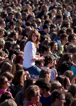 big data define audience