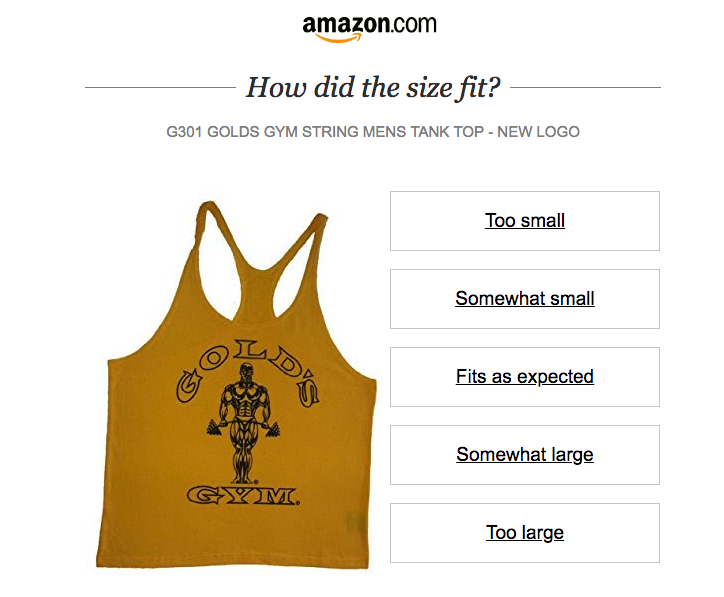 Amazon-Email-Review-Size