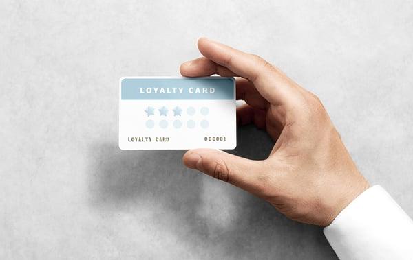Loyalty-member-shopping