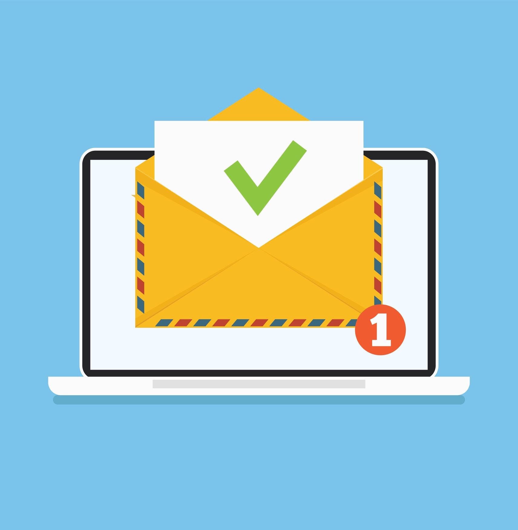 Email pre-deployment checklist