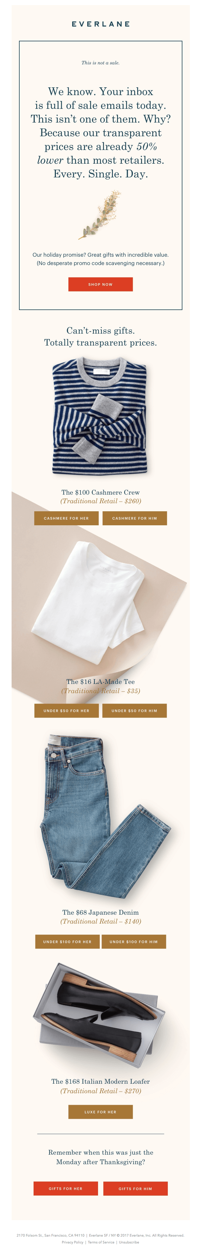 Everlane-Email