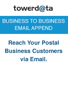 Business to Business Email Append