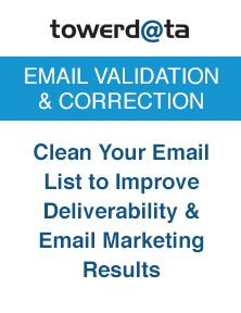 Email Validation Correction