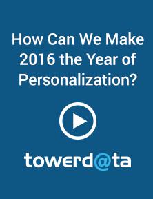 2016 Year of Personalization