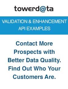 Validation Enhancement API Examples